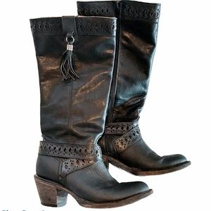 Mexican Goat Leather Boots